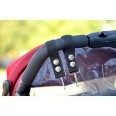 0360 Крепление для сумки на коляску