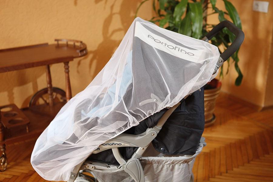 Антимоскитная сетка на коляску своими руками 57