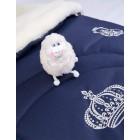 0356 Конверт на овчине